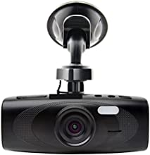 "Black Box G1W-H Hidden Dashboard Dash Cam - WDR 160° Wide Angle 4X ZOOM - Full HD 1080P H.264 2.7"" LCD Car DVR Video Recorder - Night Vision Motion Detection G-Sensor - NT96650 + AR0330"