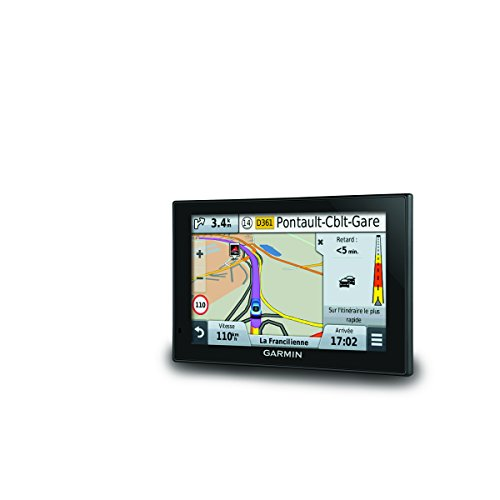 garmin n vi gps auto cran appel mains libres et commande vocale info trafic et carte 45. Black Bedroom Furniture Sets. Home Design Ideas