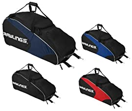 Rawlings WHWB2 Workhorse™ Wheeled Baseball/Softball Bag