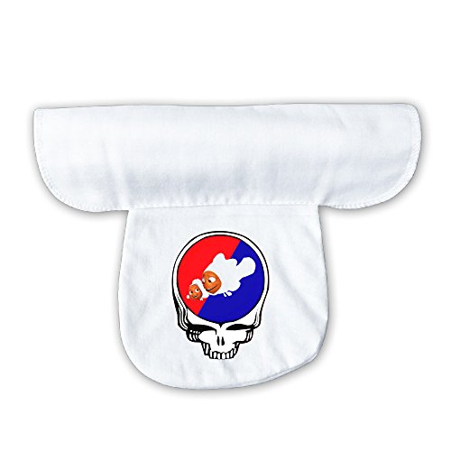 [Z-Jane Findindoryi Design Custom Unisex Newborn Absorbent Wicking Sweat Towel White Size One Size] (Custom Costumes Makers Los Angeles)