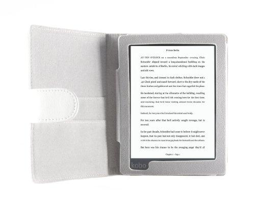 Custodia ODYSSEY per lettore Ebook Kobo Aura - blanco