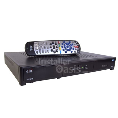 Factory Remanufactured DISH Network VIP211k HD Receiver