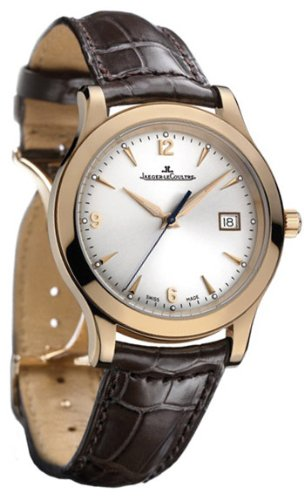 Jaeger-LeCoultre Men's 1392420 Master Control Rose-Gold Automatic Watch