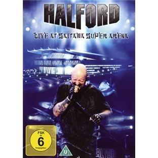 Halford-Live At Saitama Super Arena - Dvd
