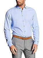 Jacques Britt Camisa Hombre Ritch (Azul)