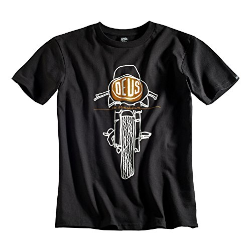 Deus ex machina -  T-shirt - Uomo XL