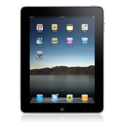 Apple iPad Tablet (WiFi, 32 GB)