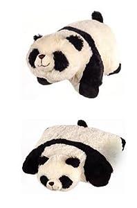 My Pillow Pets Large 18 Inch Square Comfy Panda Plush Pillow
