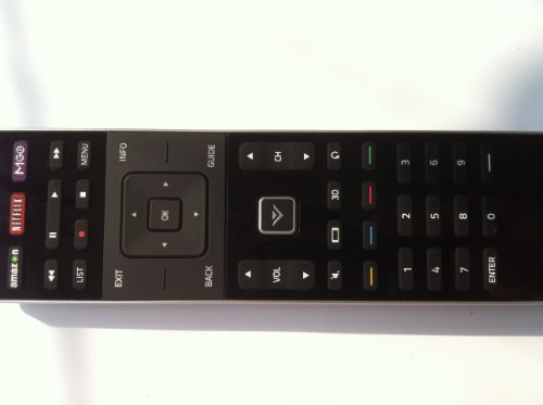 Brand New Original vizio smart TV remote control xrt510 work