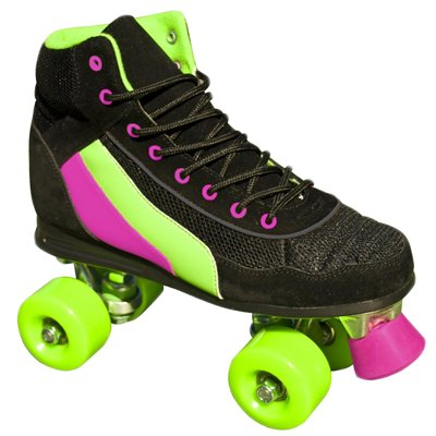 Blazer Fizz Roller Disco Quad Skates , 3 UK [misc.]