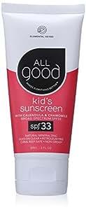 Elemental Herbs Sunscreen Kids SPF 33