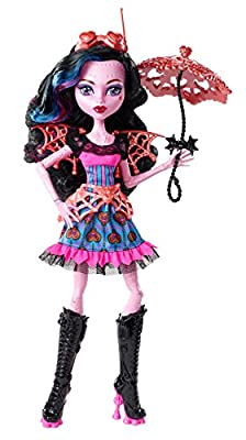 Monster High Freaky Fusion Dracubecca Doll by Monster High