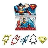 DC Comics Superman Logo Bandz Silly Bands 20PK