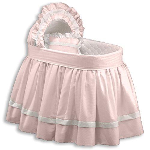 aBaby Sweet Petite Liner Skirt/Hood, Pink, 13x29 - 1