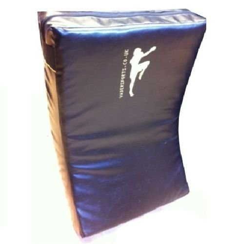 Vader-Sports-Kick-Shield-Curved-Thai-Boxing-Taekwondo-MMA-UFC-Kickboxing-Striking-Pads-Medium