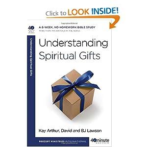 Understanding Spiritual Gifts (40-Minute Bible Studies)