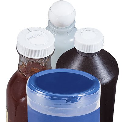 df6056eecf4 ... tamper-evident packaging for bottles and jars. Seal spice and sauce  jars