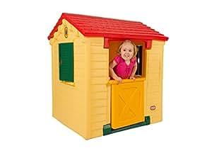 Little tikes 172908e3 maison de jardin cabane jeux et jouets - Maison de jardin little tikes colombes ...