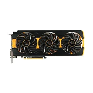 Sapphire AMD Radeon R9 290X Tri-X OC Graphics Card (4GB, GDDR5, PCI Express 3.0)