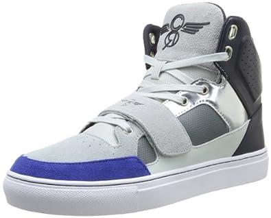 Creative Recreation Cota, Baskets mode homme - Blanc (Charcoal Grey Blue), 40 EU