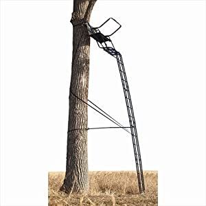 Big Game Treestands The Sky-Rise Ladderstand by Big Game Treestands
