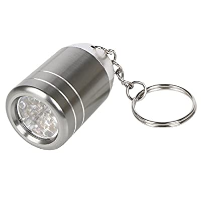 TRIXES Bright Mini LED Torch Keyring with 6 LED lights Black Friday Weekend Deal