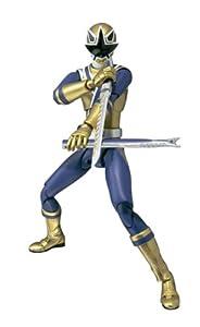 Power Rangers Samurai S.H. Figuarts Exclusive Action Figure Shinken Gold