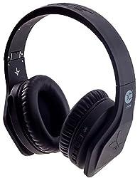 Vibe FLI OverEar Headphones (Black)