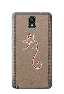 YuBingo Jai Ganesh Designer Mobile Case Back Cover for Samsung Galaxy Note 3