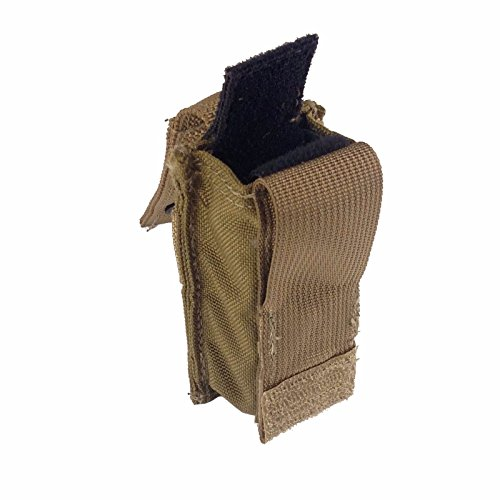 1911 .45 Cal Single Pistol Magazine Pouch Coyote USMC Eagle Industries MC-S45P-MS-COY (Kydex Mag Insert compare prices)