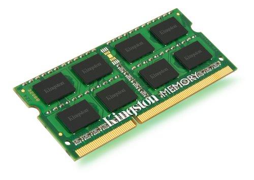 Kingston 8 GB 1600MHz DDR3 PC3 12800 SODIMM Memory
