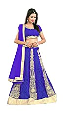 Fashion Storey Women Net Lehenga Choli