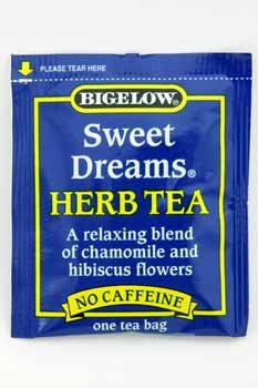 Bigelow Sweet Dreams Herb Tea [168 Pieces] *** Product Description: Bigelow Sweet Dreams Herb Tea. Single Bag In Sealed Packet. ***
