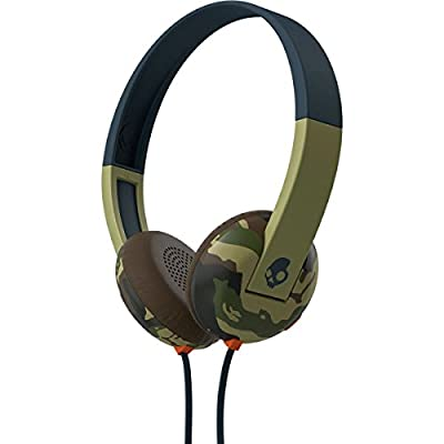 Skullcandy Uproar Tap and Go On-Ear Headphone with Mic