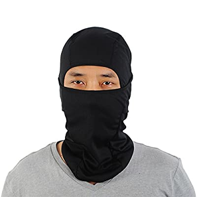 Balaclava - Windproof Mask Adjustable Face Head Warmer for Skiing, Cycling, Motorcycle Outdoor Sports