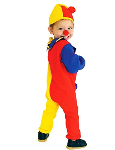 Chuangmei Children's Halloween Performing Cosplay Costumes Clown Clothes