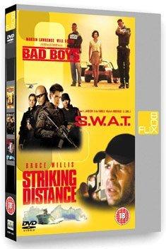 Bad Boys / Swat / Striking Distance [DVD]