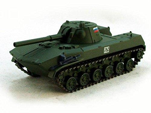 Carri Armati Russi 1/72 SAO 2S9 Nona-S Soviet Diecast Fabbri Eaglemoss