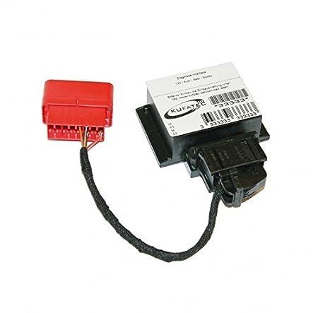 Kodier interface rMC-aide au stationnement