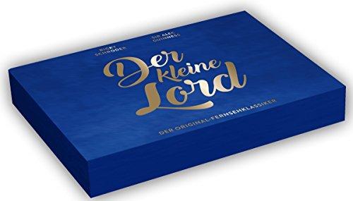 Der Kleine Lord  (+ BR) (+ 4 CDs) (+ Roman) [Limited Special Edition] [2 DVDs]