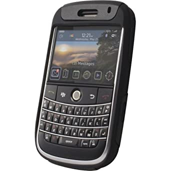 OtterBox Commuter Case for BlackBerry Bold 9000 - Black