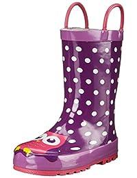 Western Chief Night Owl Rain Boot (Toddler/Little Kid/Big Kid)