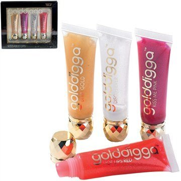 Golddigga Kissable Lips Gift Set by Golddigga