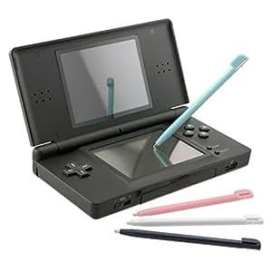 Gen 4 Piece Stylus Pen Set Multi Color for Nintendo DS Lite