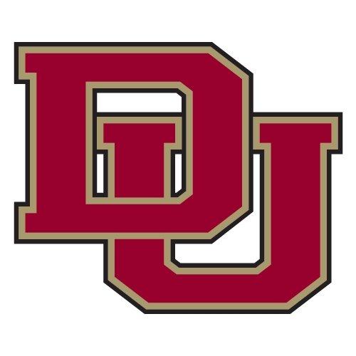 Denver Large Decal 'Du'