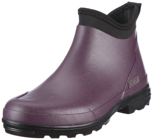 Aigle Landfast 2434, Stivali donna, Violet - Violet (aubergine), 39