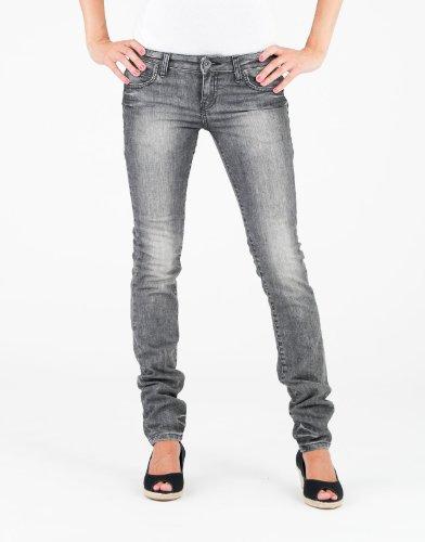 Dr. Denim Jamie Jeans Ocean Black