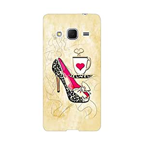 Skintice Designer Back Cover with direct 3D sublimation printing for HTC One M9