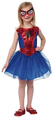Rubie's Marvel Universe Classic Collection Spider-Girl Costume, Child Medium