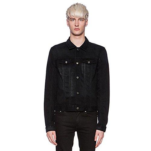 (ブラック デニム) BLK DNM メンズ トップス シャツ Jeans Jacket 5 並行輸入品